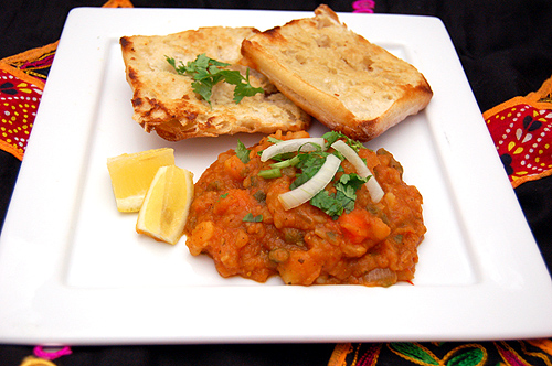 my favourite food pav bhaji essay