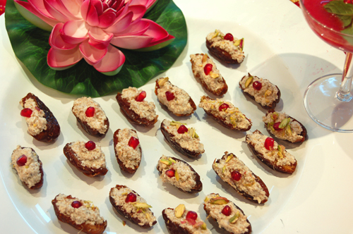 Chai Spice Medjool Date mitai using Arvinda's Chai Masala