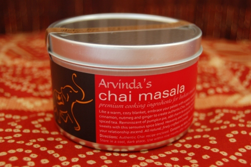 Arvinda's Chai Masala is a versatile ingredient for not only your warming winter beverages, but also in your baking.