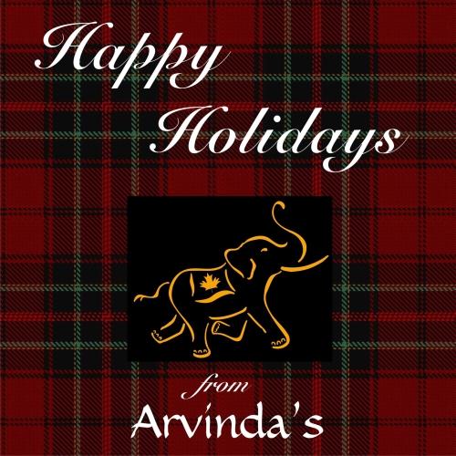 We wish you a spicy festive season!